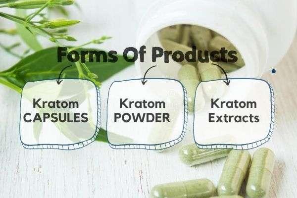 Kratom Products