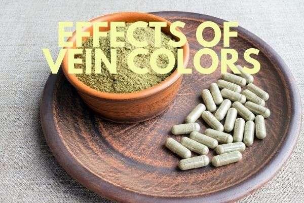 Vein Colors